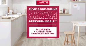 Cuisine Lapeyre (valeur 5000 euros)