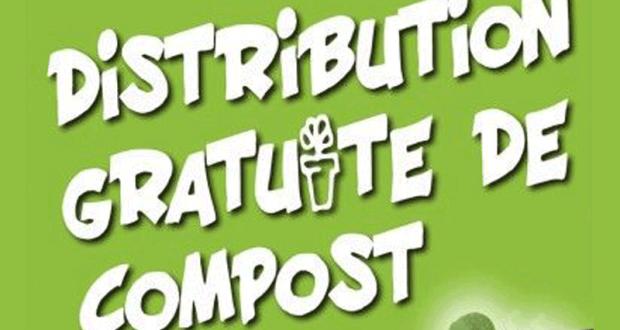 Distribution gratuite de Composteur