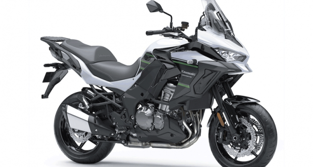 Gagnez une moto Kawasaki Versys 1000