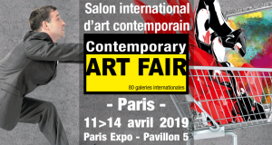Invitation gratuite pour le Salon International d'Art Contemporain