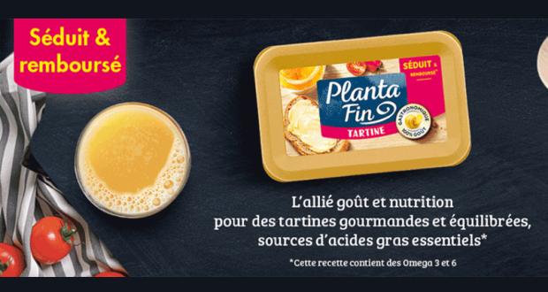 Planta Fin Tartine Séduit et 100% Remboursé