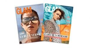 Recevez gratuitement chez vous les 2 prochains magazines Glamour