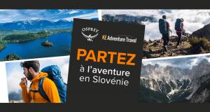 Séjour randonnée de 8 jours pour 2 personnes en Slovénie