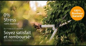 Sélection de Produits Fiskars Jardinage 100% remboursés