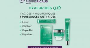 Testez le Masque Repulpant Anti-Rides Hyalurides LP de Dr Pierre Ricaud