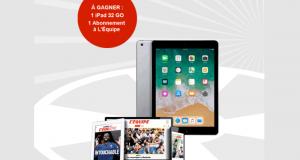 Une Tablette Apple iPad