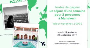 Voyage d'une semaine pour 2 à Marrakech