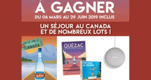 Voyage pour 2 personnes au Canada
