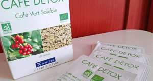 Échantillons Gratuits de Café Vert Détox de Xantis