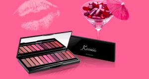 10 Palettes rouges à lèvres Kissable