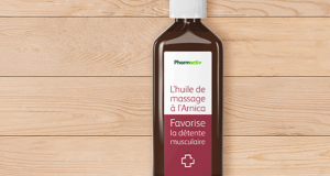 10 huiles de massage Pharmactiv