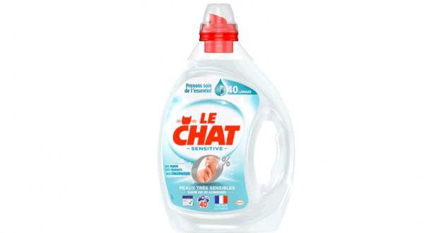 100 bidons de lessive Le Chat offerts