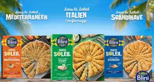 4500 Tartes Soleil surgelées de Blini offertes