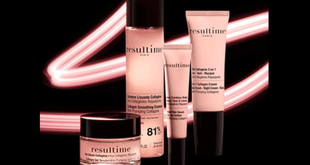 50 routines de 4 produits de beauté Resultime