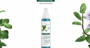 Brume anti-pollution menthe aquatique Klorane