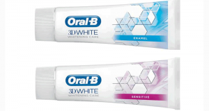 Dentifrices 3D White Whitening Therapy Oral-B offerts