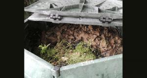 Distribution de composteurs à Boësse - Chiché - Moncoutant et Combrand
