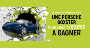 Gagnez une Porsche Boxster d'une valeur de 69 000€