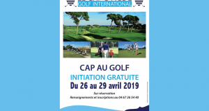 Initiation gratuite à la pratique du golf