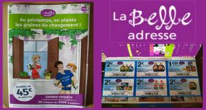 Magazine La Belle Adresse Gratuit + Bons de Réduction