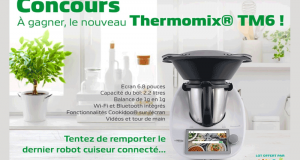 Robot cuiseur Thermomix TM6