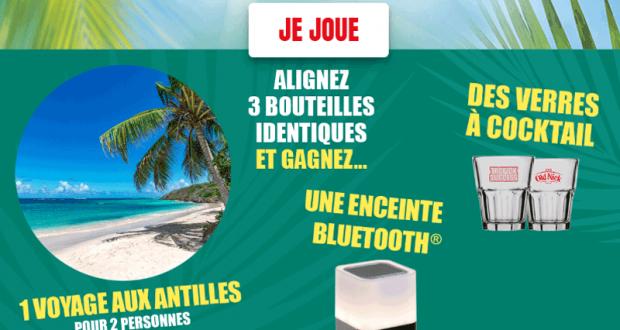 Séjour d'une semaine pour 2 en Martinique ou en Guadeloupe