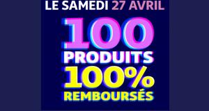 Sélection d'articles 100% remboursés - Chambray