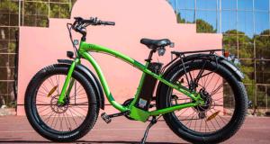 Vélo électrique Beach Cruiser (2490 euros)