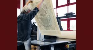 Visite gratuite des ateliers d'art de chalcographie de la Réunion des musées nationaux