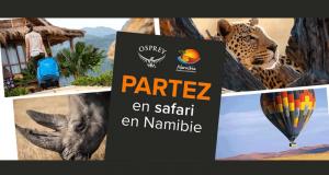 Voyage de 12 jours pour 2 personnes en Namibie