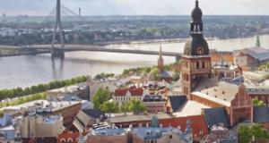 Voyage de 4 jours pour 2 personnes à Riga en Lettonie