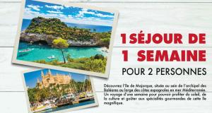 Voyage d'une semaine pour 2 personnes à Majorque