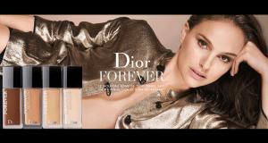 Échantillons Gratuits du Fond de teint Diorskin Forever de Dior