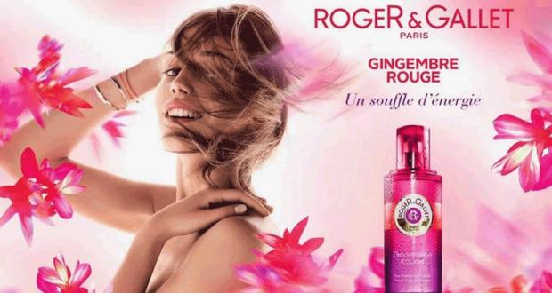 Échantillons des parfums Fleur de figuier et Gingembre rouge Roger Gallet