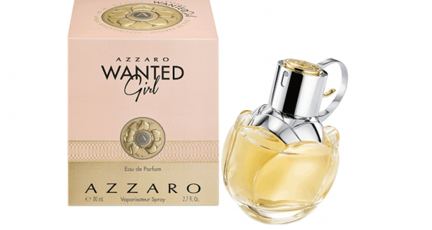 Échantillons gratuits Eau de Parfum Azzaro WANTED Girl