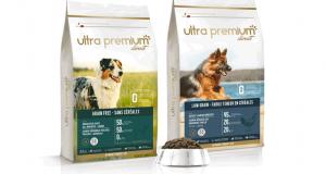 Échantillons gratuits de croquettes pour chiens Ultra Premium Direct