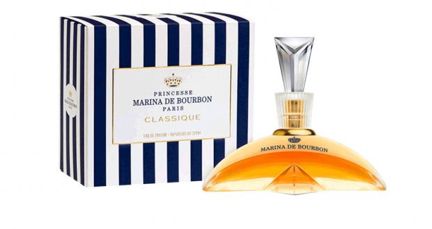 Échantillons gratuits des parfums Princesse Marina de Bourbon