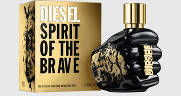 10 parfums Diesel Spirit Of the Brave offerts