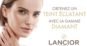 14 lots de soins Lancior offerts