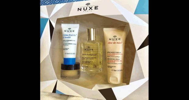 2 coffrets Nuxe Best Seller offerts