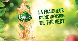 2000 bouteilles de Volvic Thé Vert offertes
