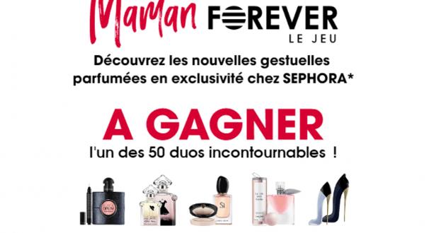 50 duos de parfums incontournables offerts