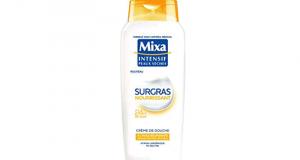 Crème de douche surgras nourrissant de Mixa à tester
