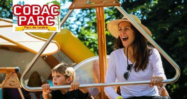 Entrées gratuites au Cobac Parc pour toutes les mamans et enfants