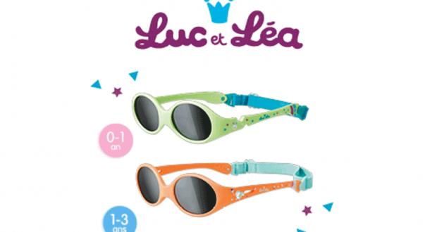 Lunettes de soleil Luc et Léa à tester