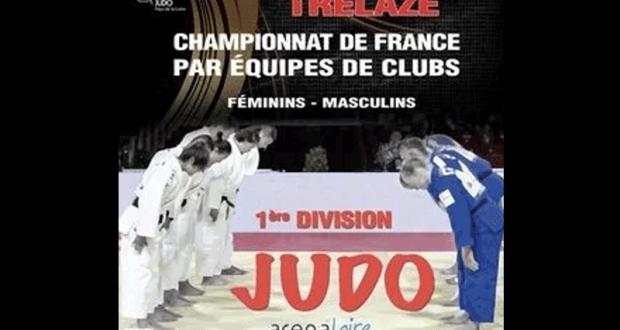 Places gratuites pour assister aux championnats de France de judo