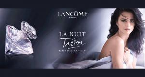 Échantillon gratuit du parfum La Nuit Trésor Musc Diamant de Lancôme