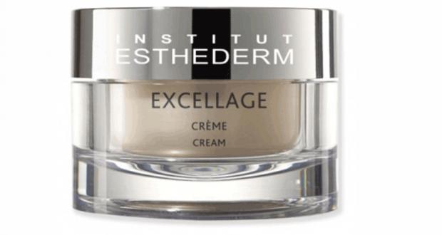 Échantillons de la nouvelle Crème Excellage Institut Esthederm