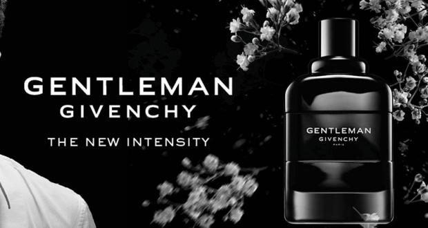 Échantillons gratuits du parfum Cologne Gentleman de Givenchy