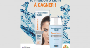 10 soins Fotoprotector Fusion Water offerts